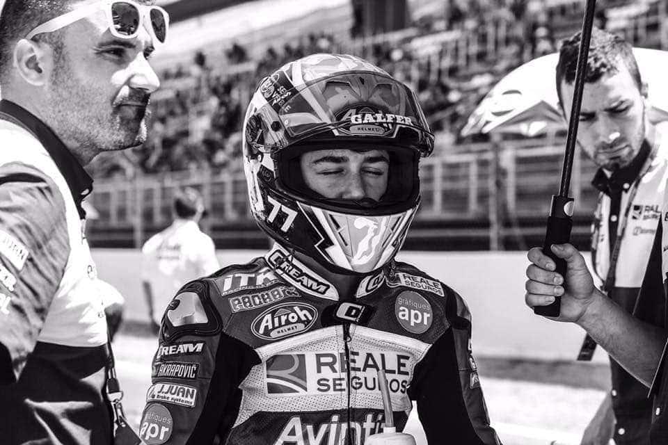 Foto: Facebook/Reale Avintia Racing