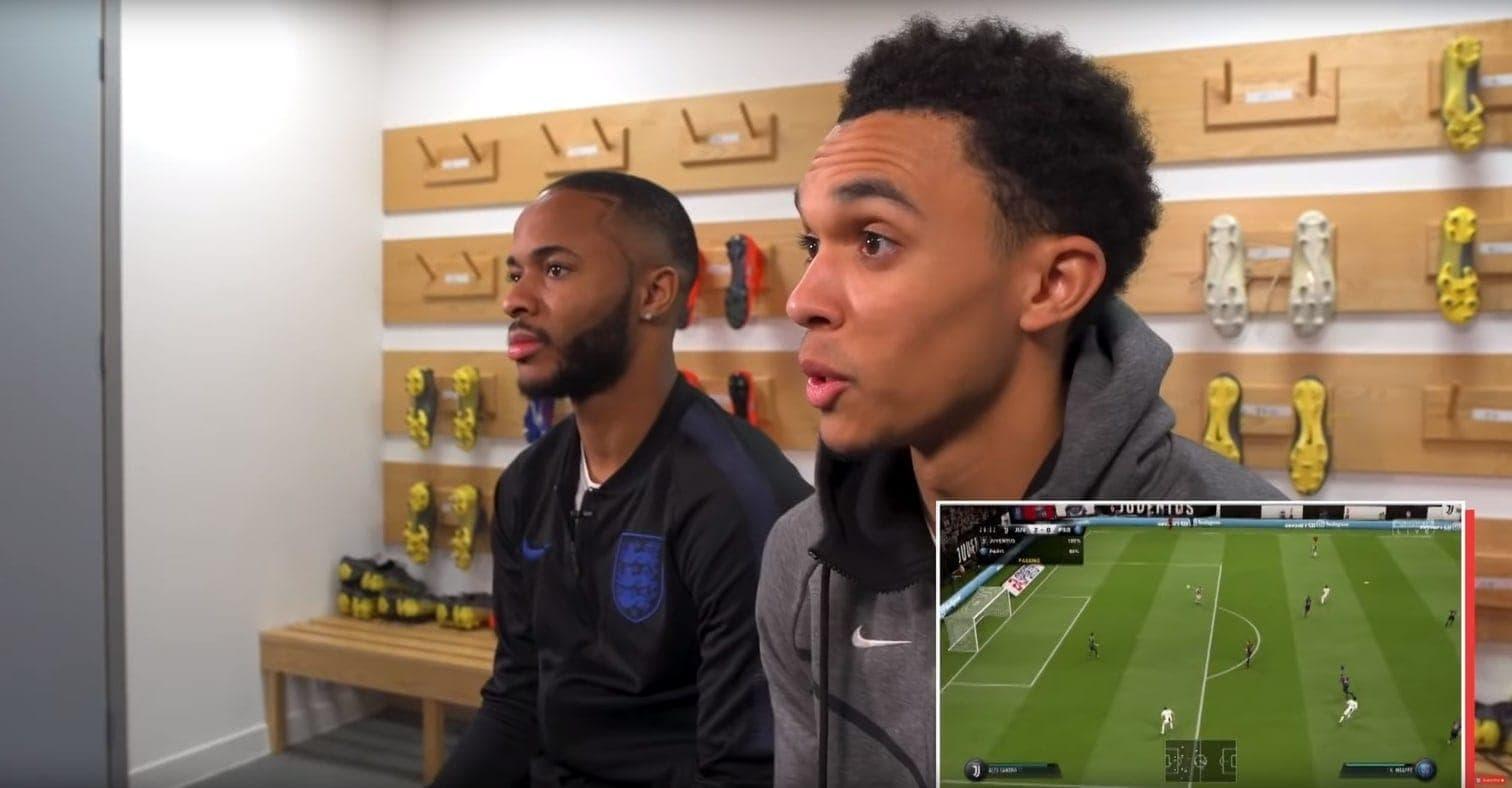 Foto: Screenshot YouTube/England