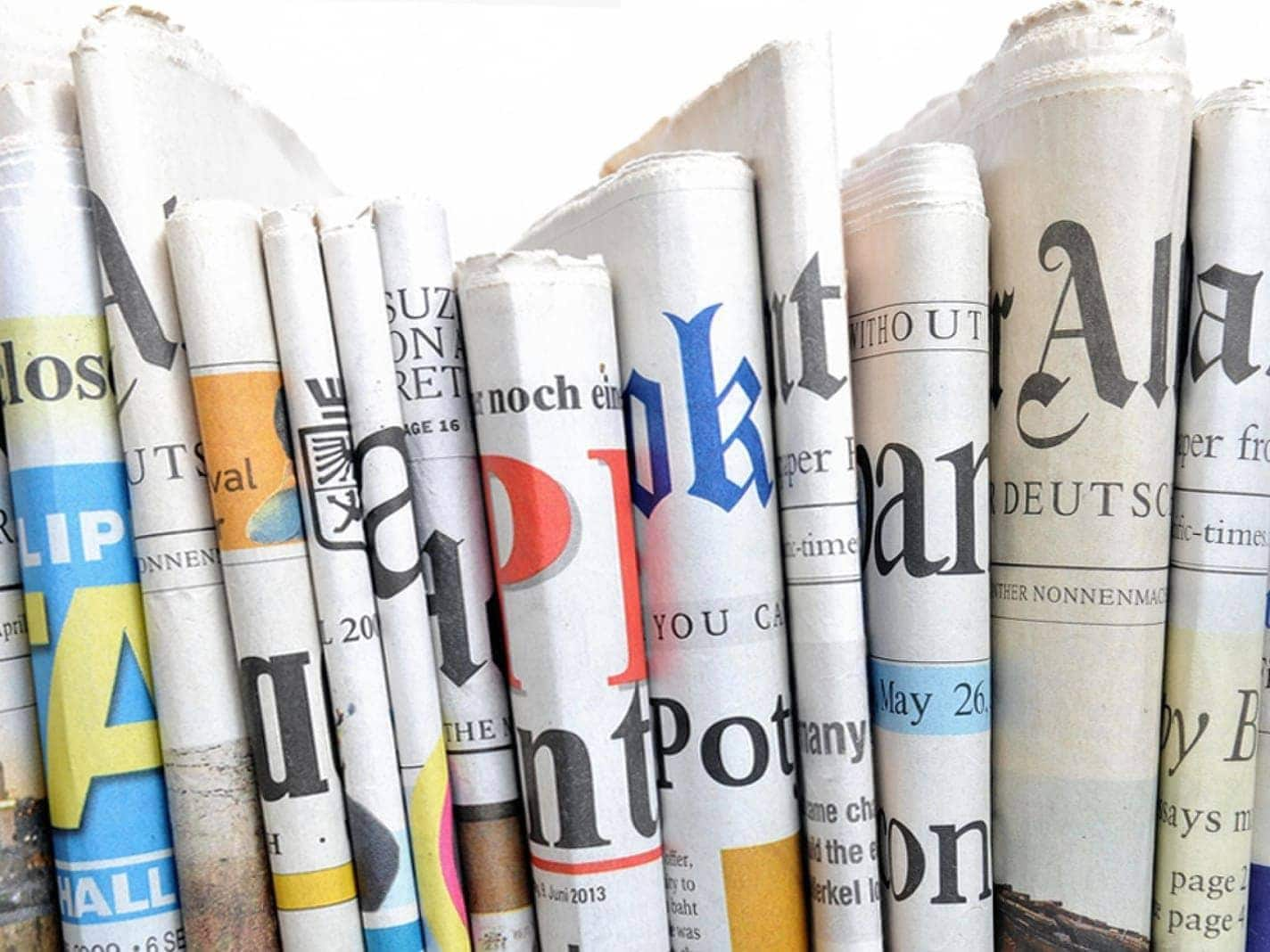 <p>De Telegraaf (Niederlande):</p>