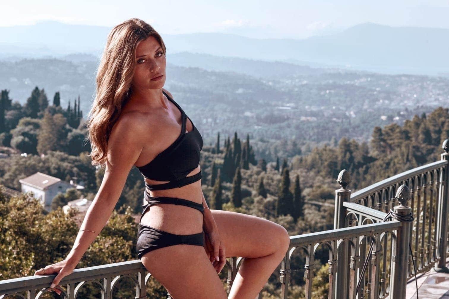 <p>Nadine Klein ist die neue Bachelorette.</p> Foto: MG RTL D / Arya Shirazi