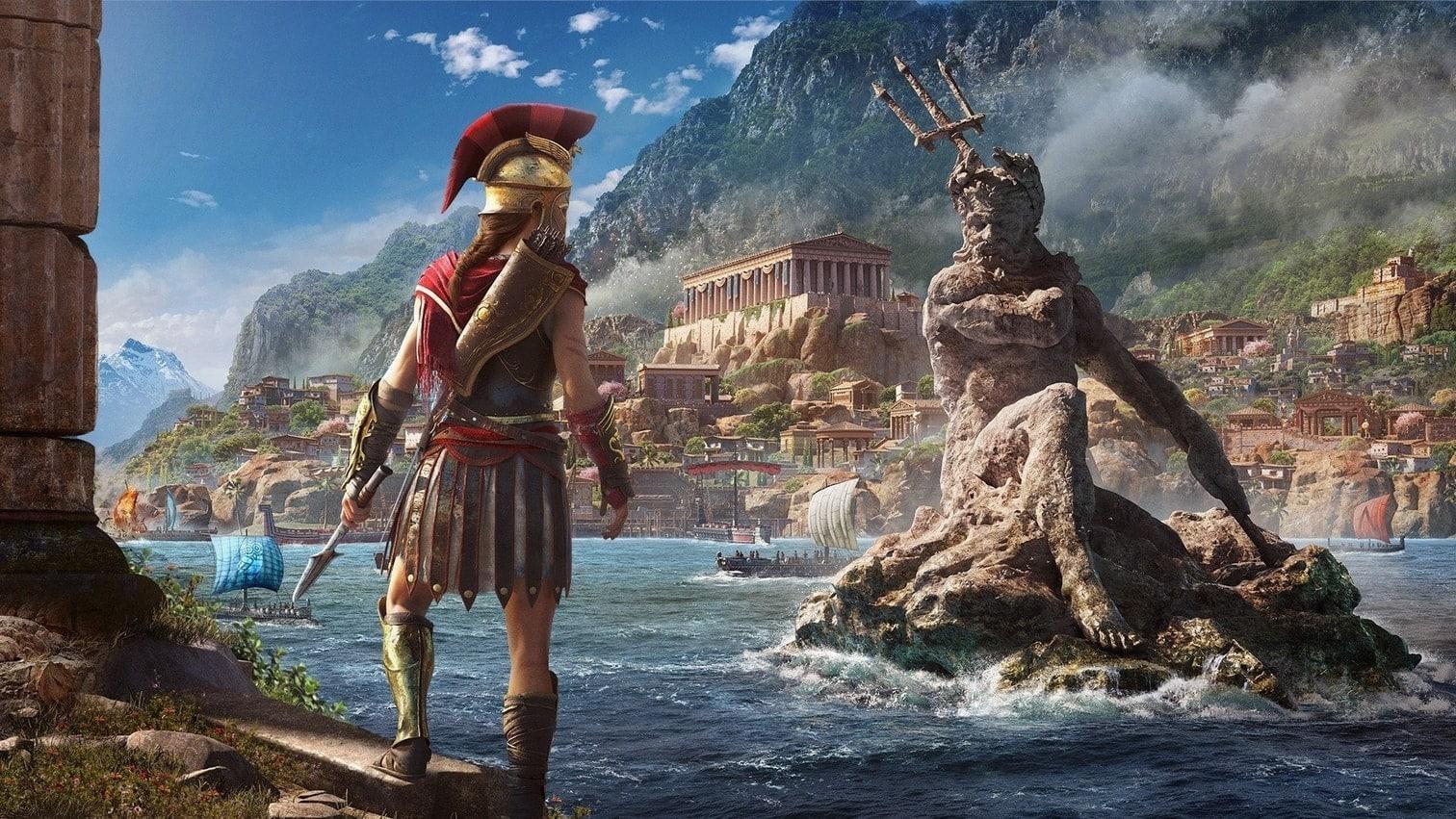 <h3>Assassin's Creed Odyssey</h3> Foto: Screenshot