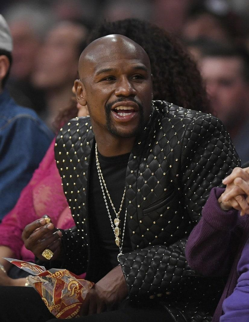 <p><strong>#1 Floyd Mayweather