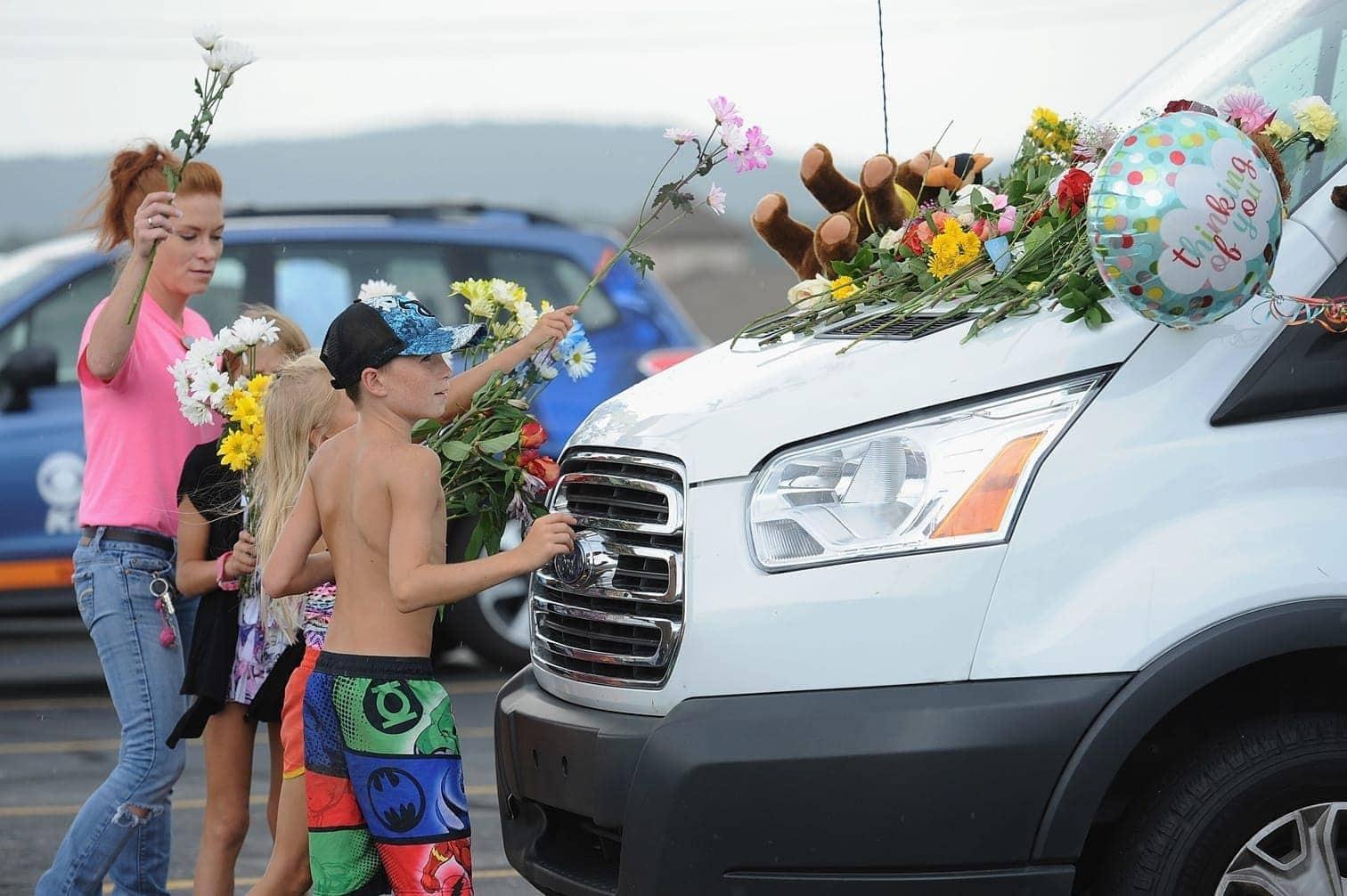 <p>Coleman verlor insgesamt neun von zehn Angehörigen
