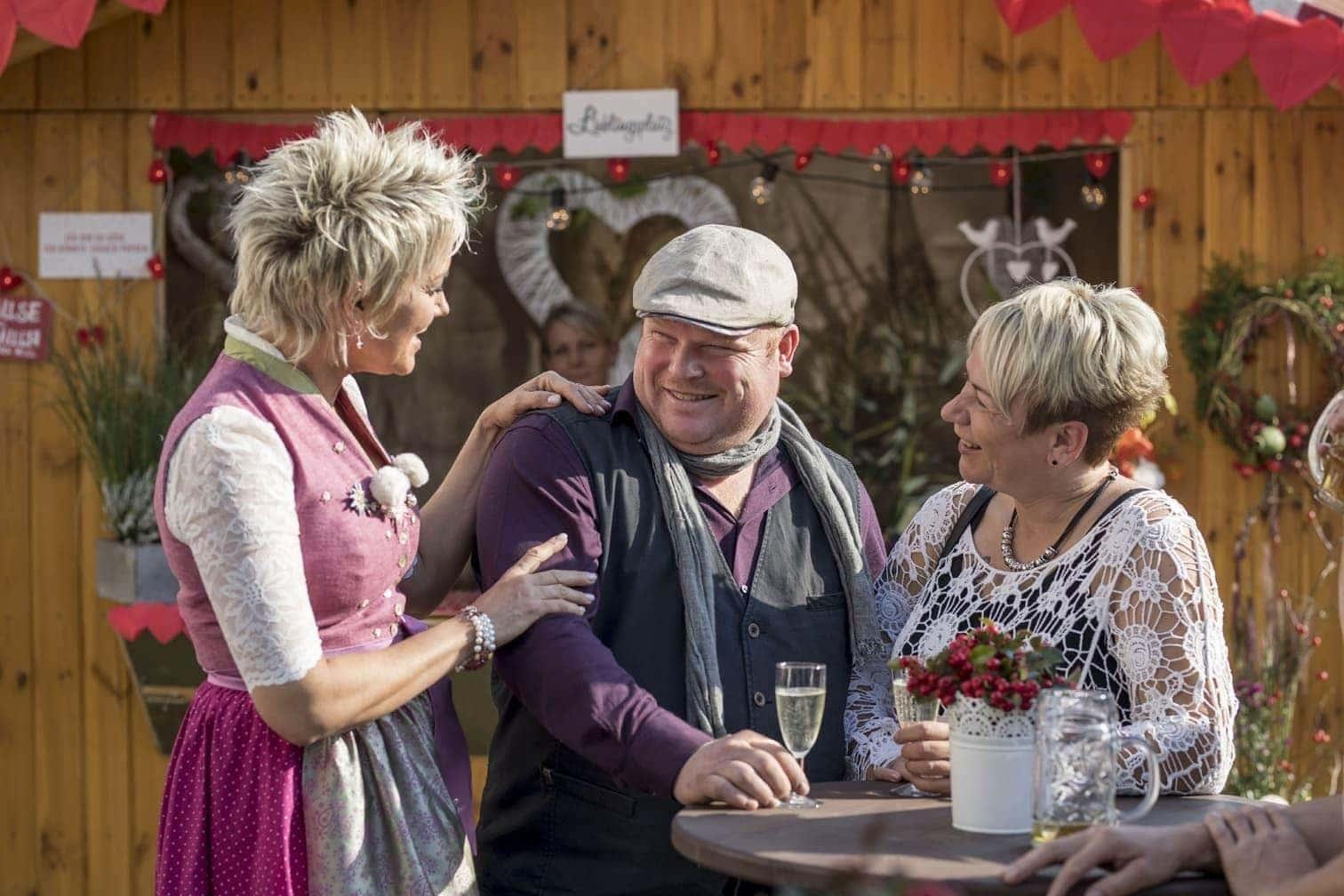 """<p>Viele Überraschungen hielt das Staffel-Finale von """"Bauer sucht Frau"""" bereit. So sind der Luxemburger Guy und Kathrin doch ein Paar geworden.</p> Foto: MG RTL D / Andreas Friese"""