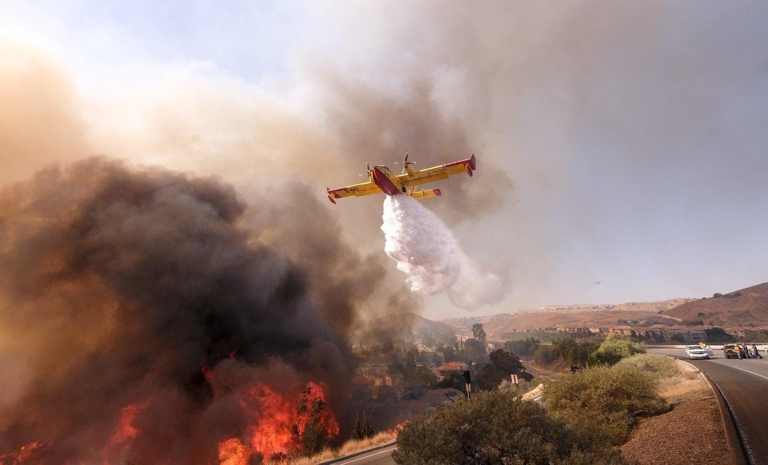 sagte Sheriff Honea. Beim bislang tödlichsten Waldbrand in dem US-Bundesstaat