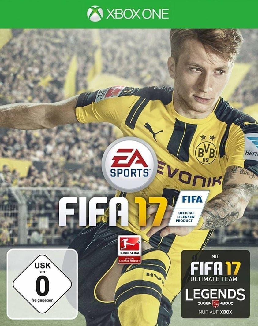 Cover FIFA 17
