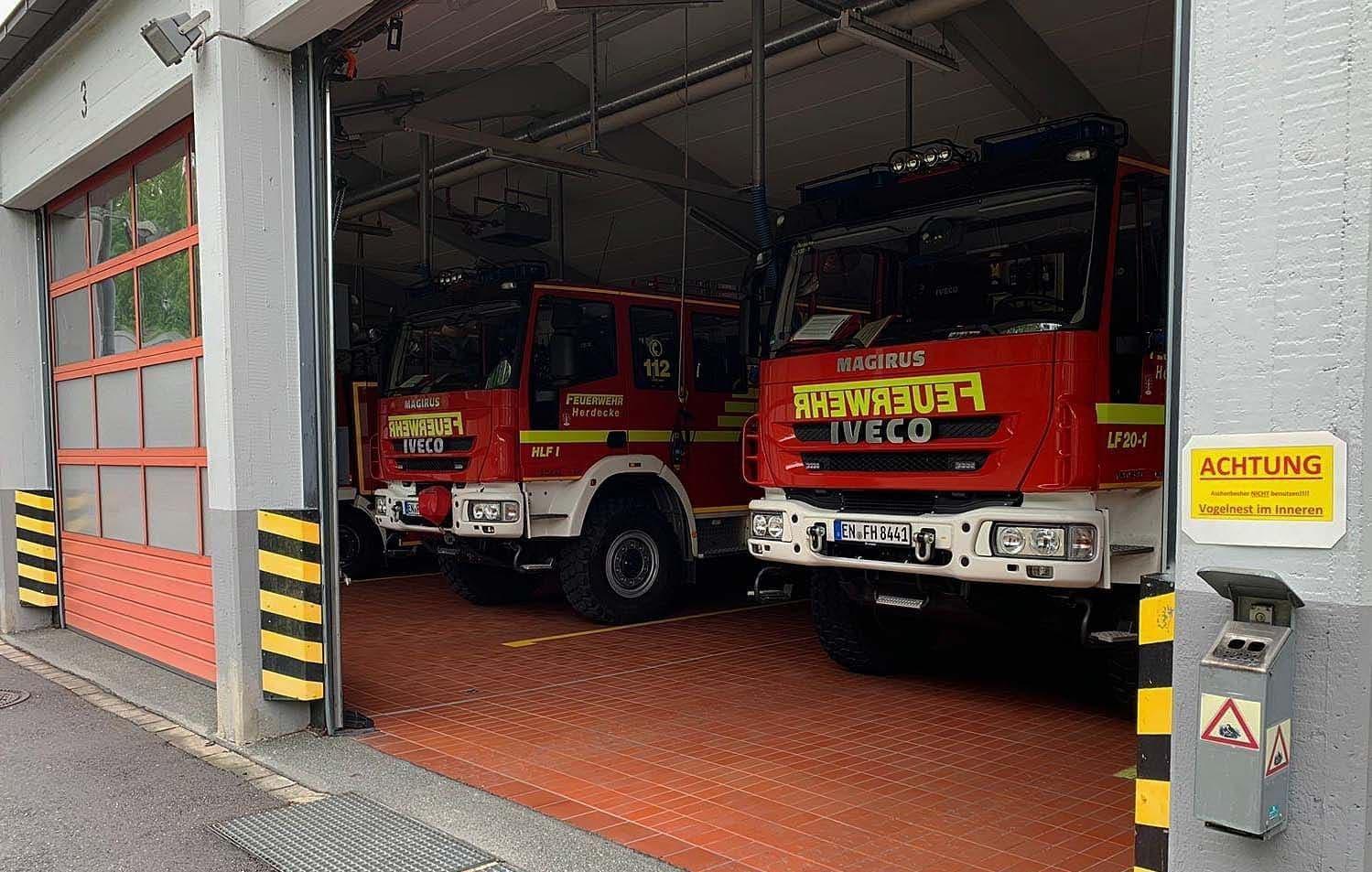 Foto: Feuerwehr Herdecke