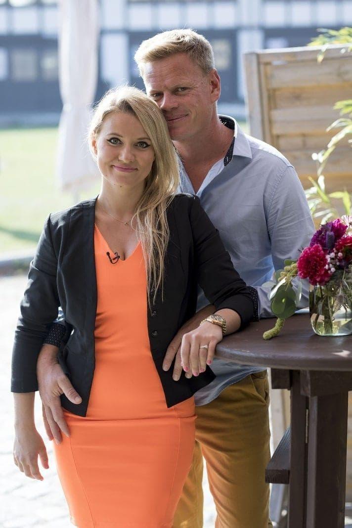 <p>Ein schönes Paar.</p> Foto: MG RTL D / Andreas Friese