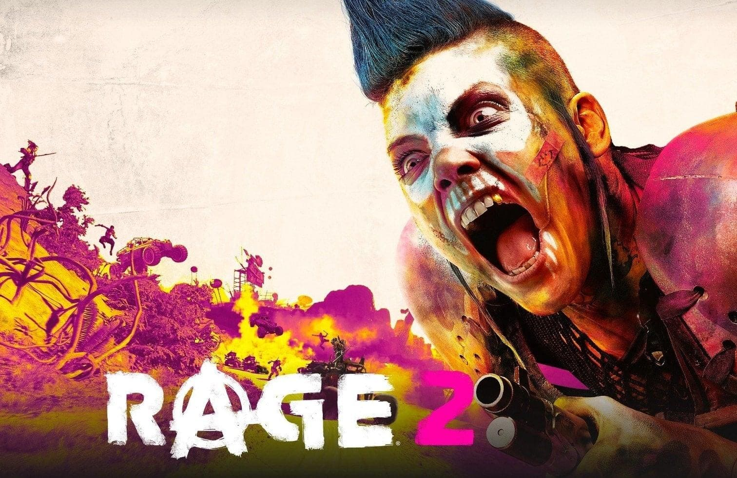 <h3>Rage 2</h3> Foto: Screenshot