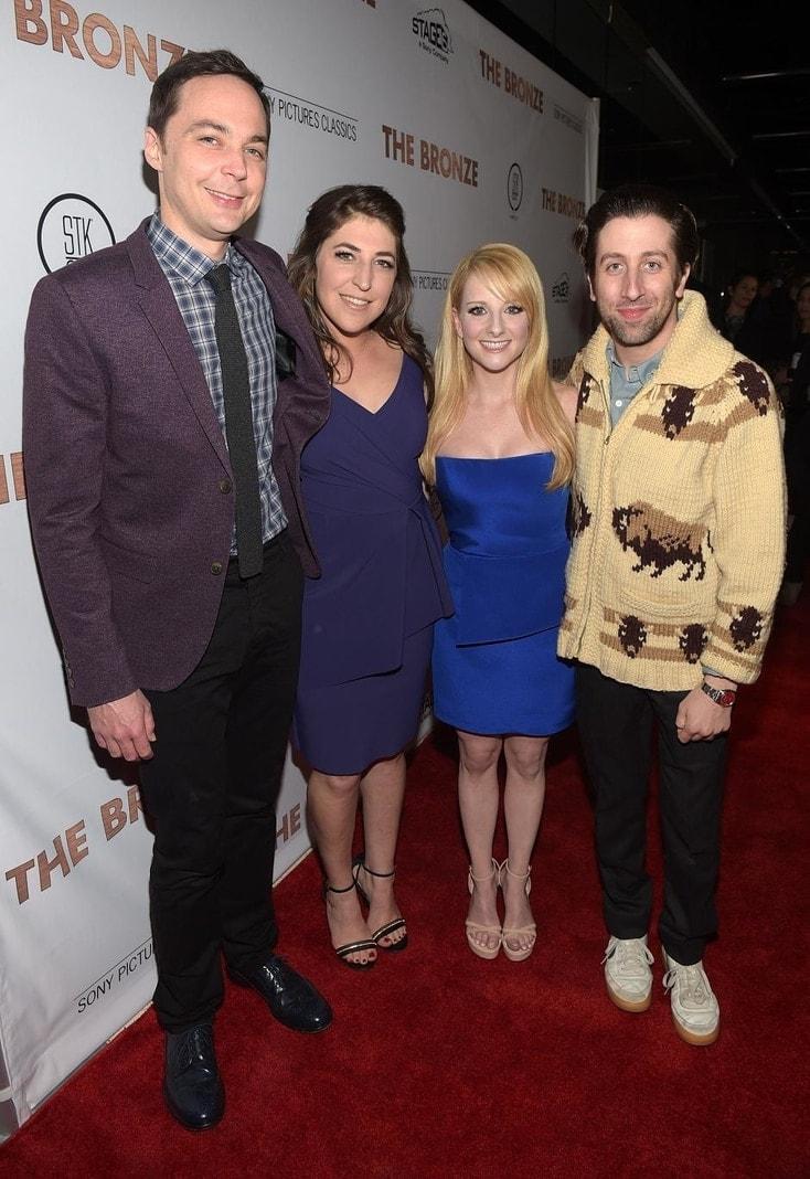 "<p><span>Platz 2 bei den Männern:&nbsp;Johnny Galecki (""Big Bang Theory"") mit 24 Millionen US-Dollar.</span></p> Foto: ap"