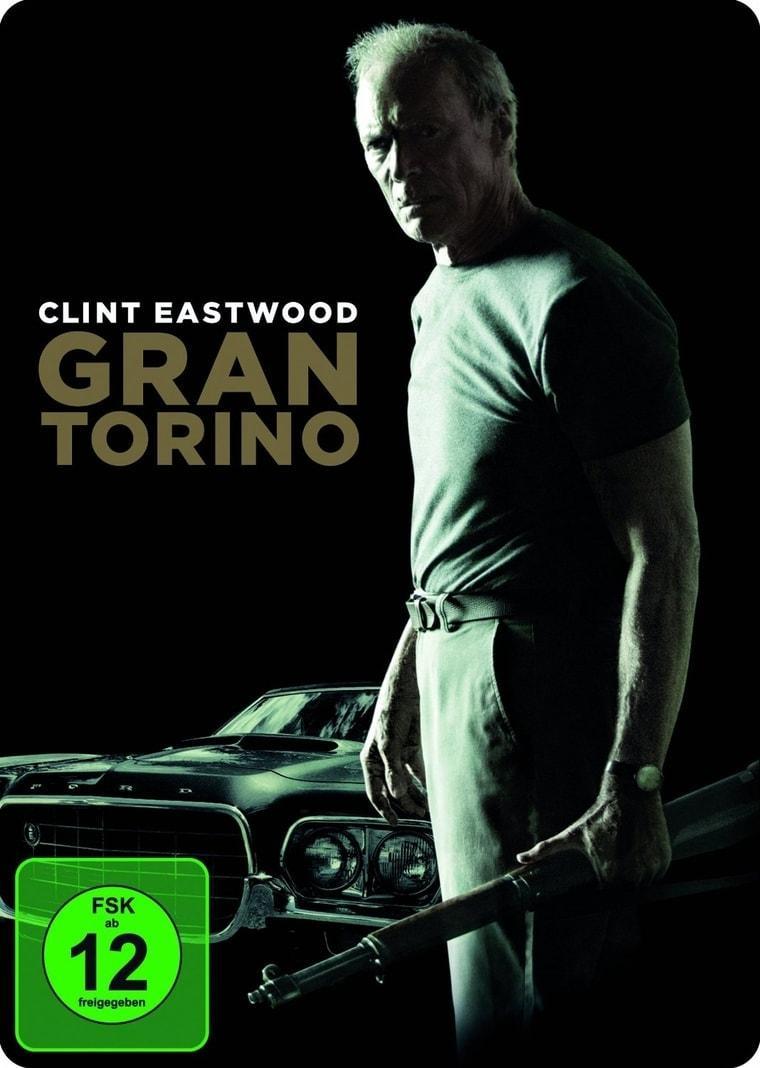 """<p>Clint Eastwood will nicht alt werden und liefert mit """"Gran Torino"""" einen der besten Männerfilme der letzten Jahre ab.</p> Foto: Cover"""