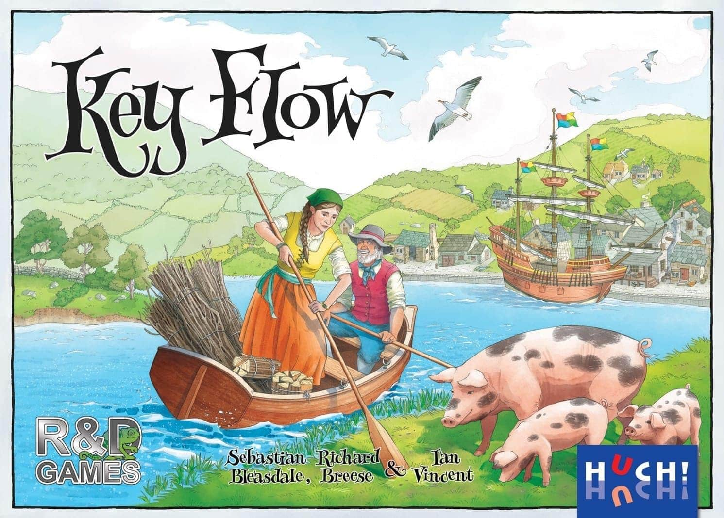 <h3>A Feast for Odin - The Norwegians (Erweiterung)</h3> Foto: Cover