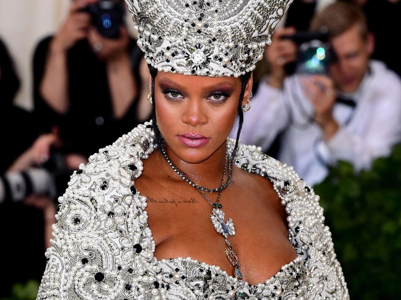 <p>Rihanna</p> Foto: dpa/afp