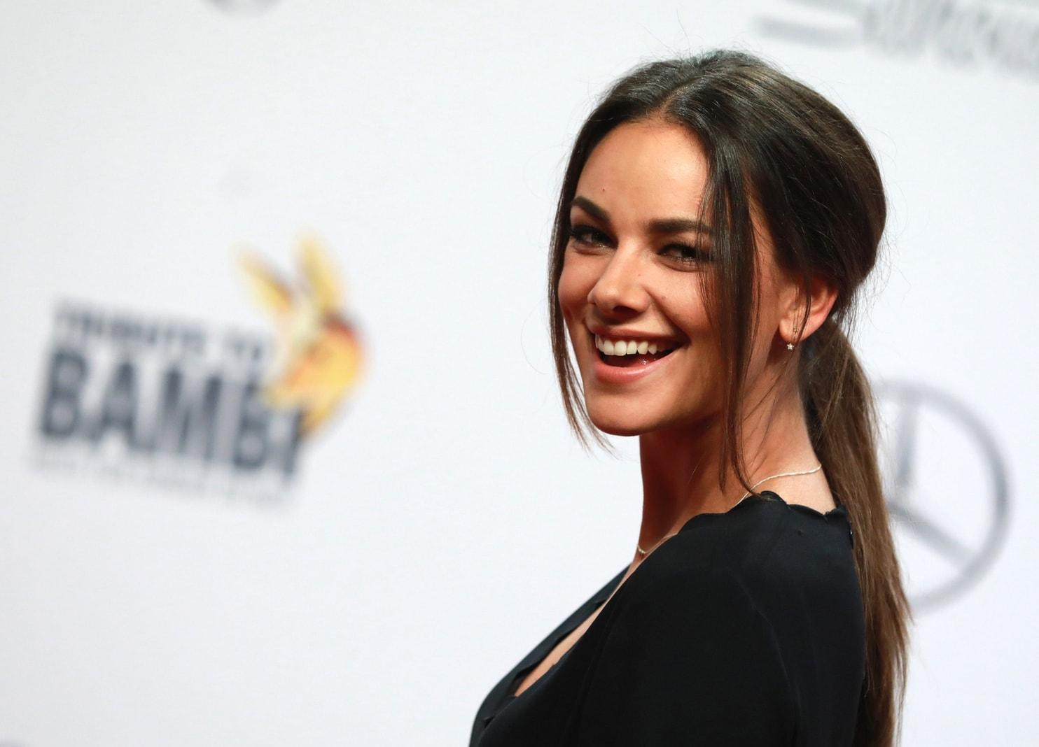 Ex-GZSZ-Star Janina Uhse hat heimlich geheiratet