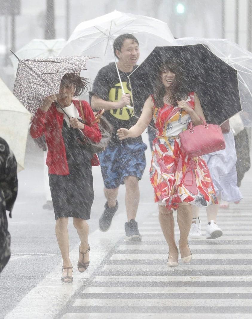 <p>Es ist der stärkste Taifun seit rund 25 Jahren