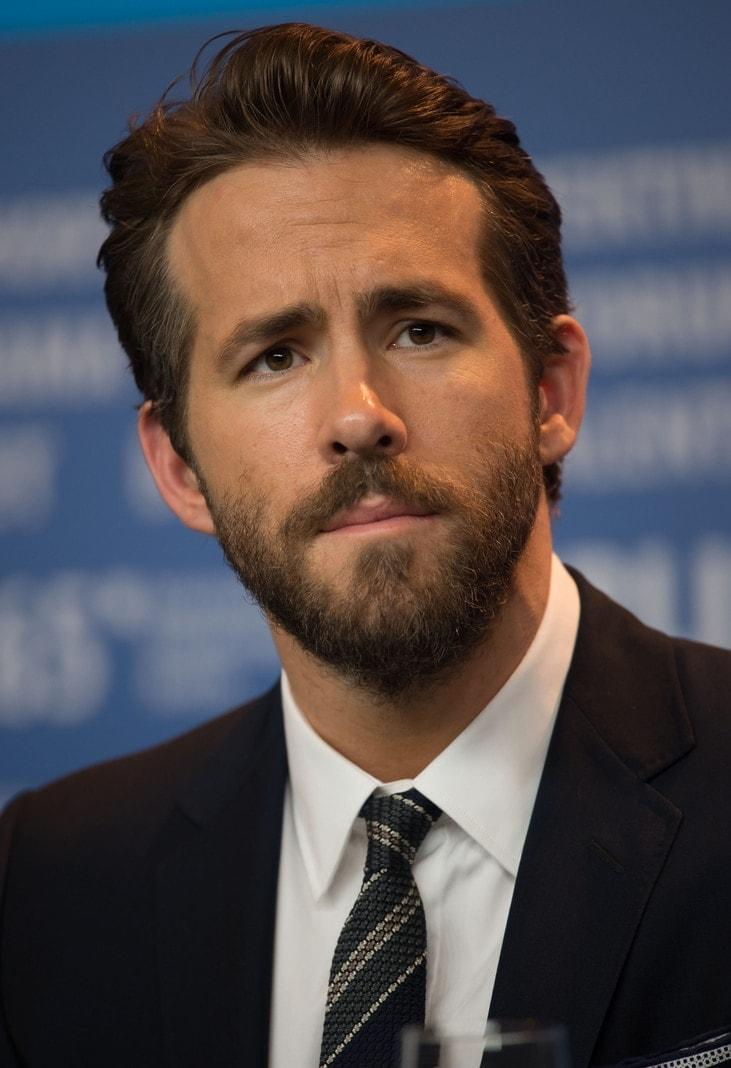 Ryan Reynolds BS