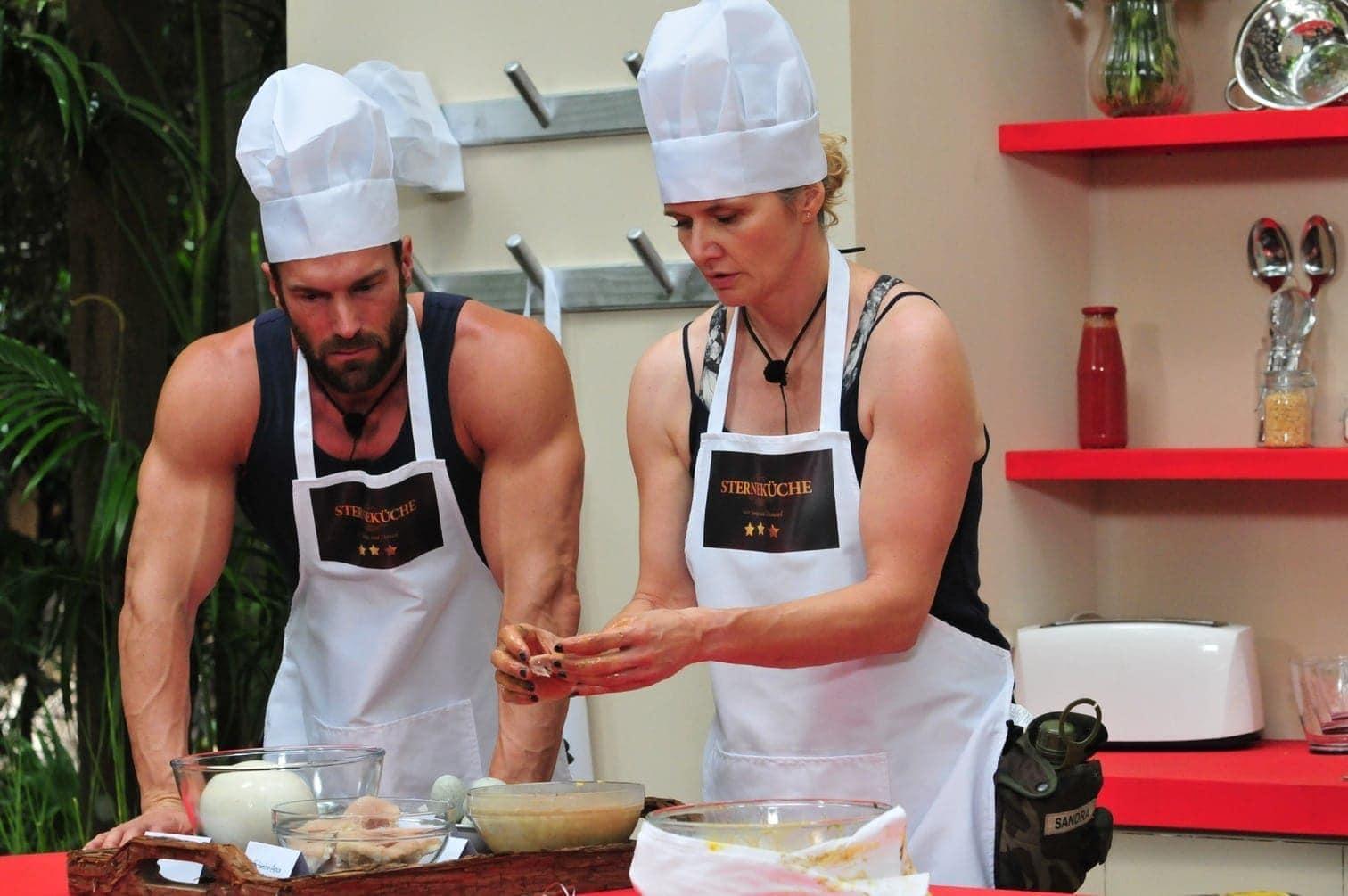 <p>Dabei agieren sie selbst als Kochexperten