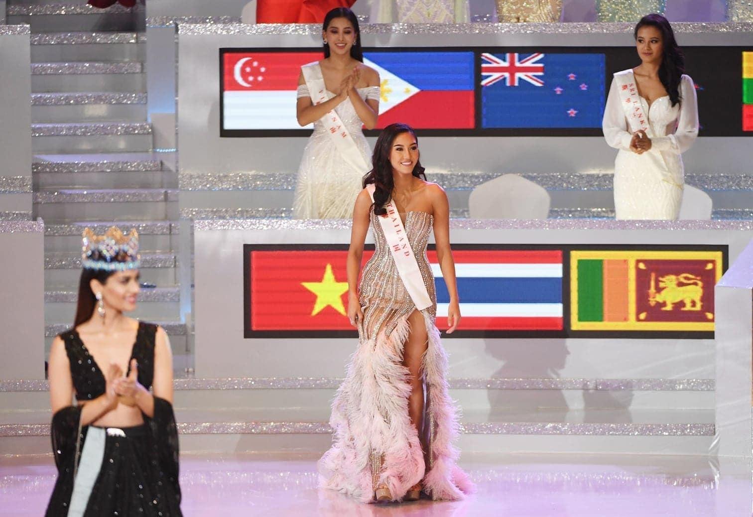 Kadijah Robinson aus Jamaika (Miss World Caribbean)