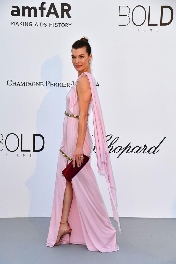 <p>Milla Jovovich</p> Foto: AFP