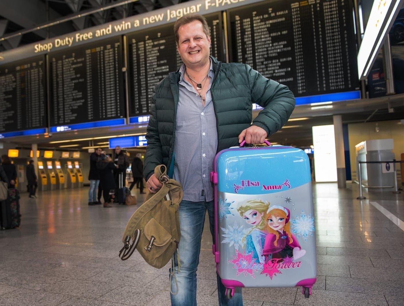 """<p>Anfang 2017 nahm er an der RTL-Show """"Ich bin ein Star - Holt mich hier raus"""" teil. </p> Foto: RTL/Ich bin ein Star"""
