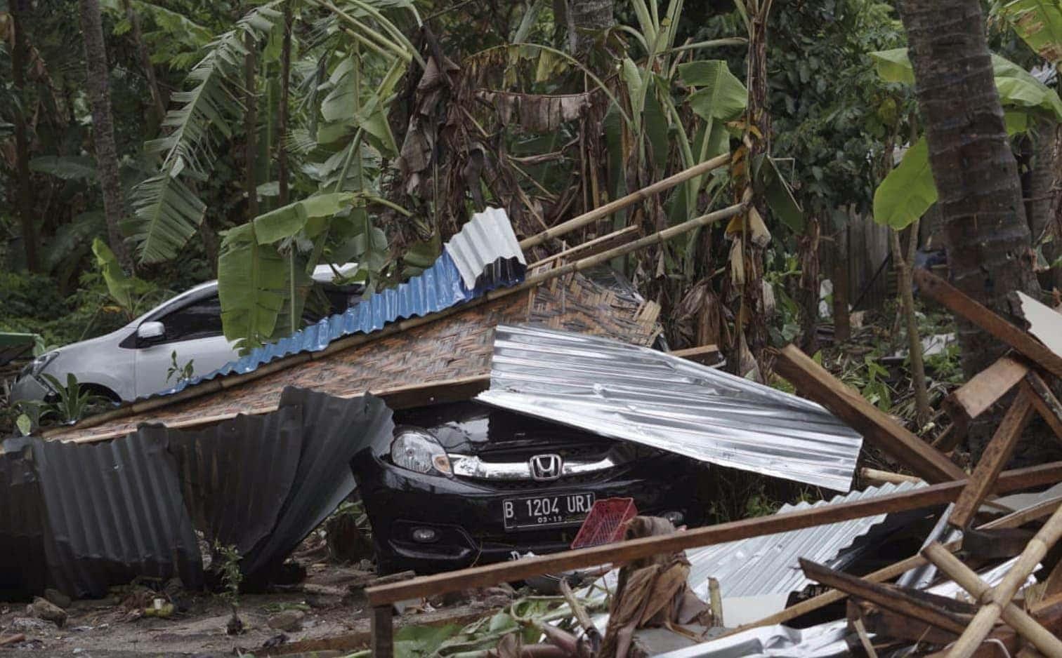 <p>Bei einer Tsunami-Katastrophe nach einem Vulkanausbruch in Indonesien ist die Zahl der Todesopfer auf 168 gestiegen. Rund 750 Menschen seien verletzt worden