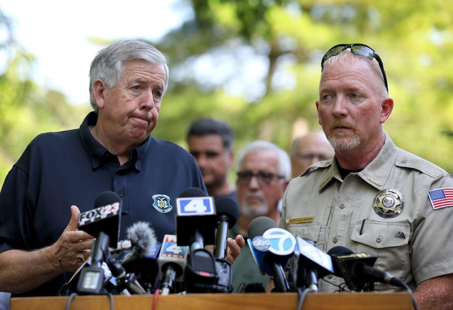 <p>Nach dem Bootsunglück im US-Bundesstaat Missouri mit insgesamt 17 Toten erschüttert eine Familientragödie das ganze Land.</p> Foto: dpa