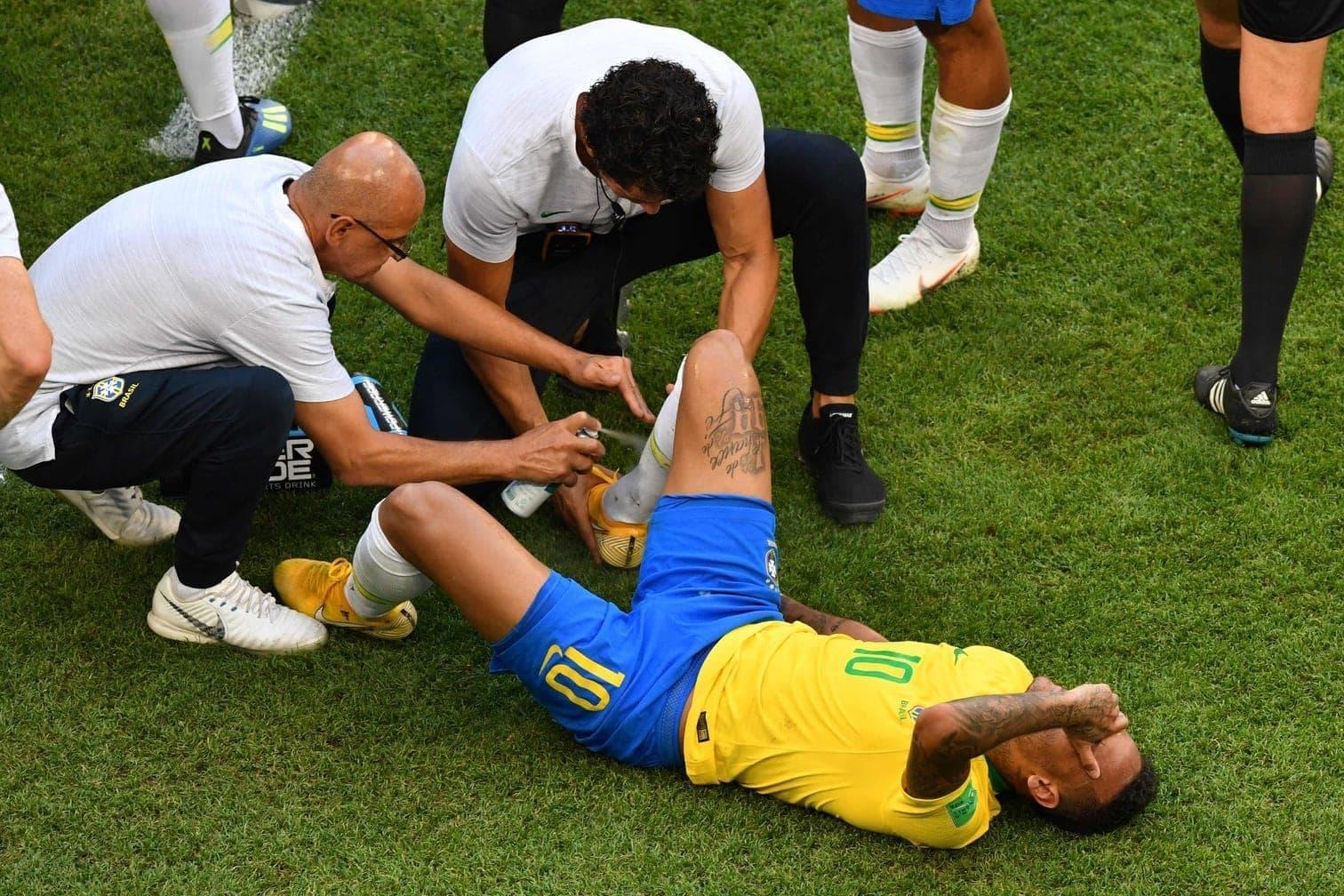 <p>Neymar