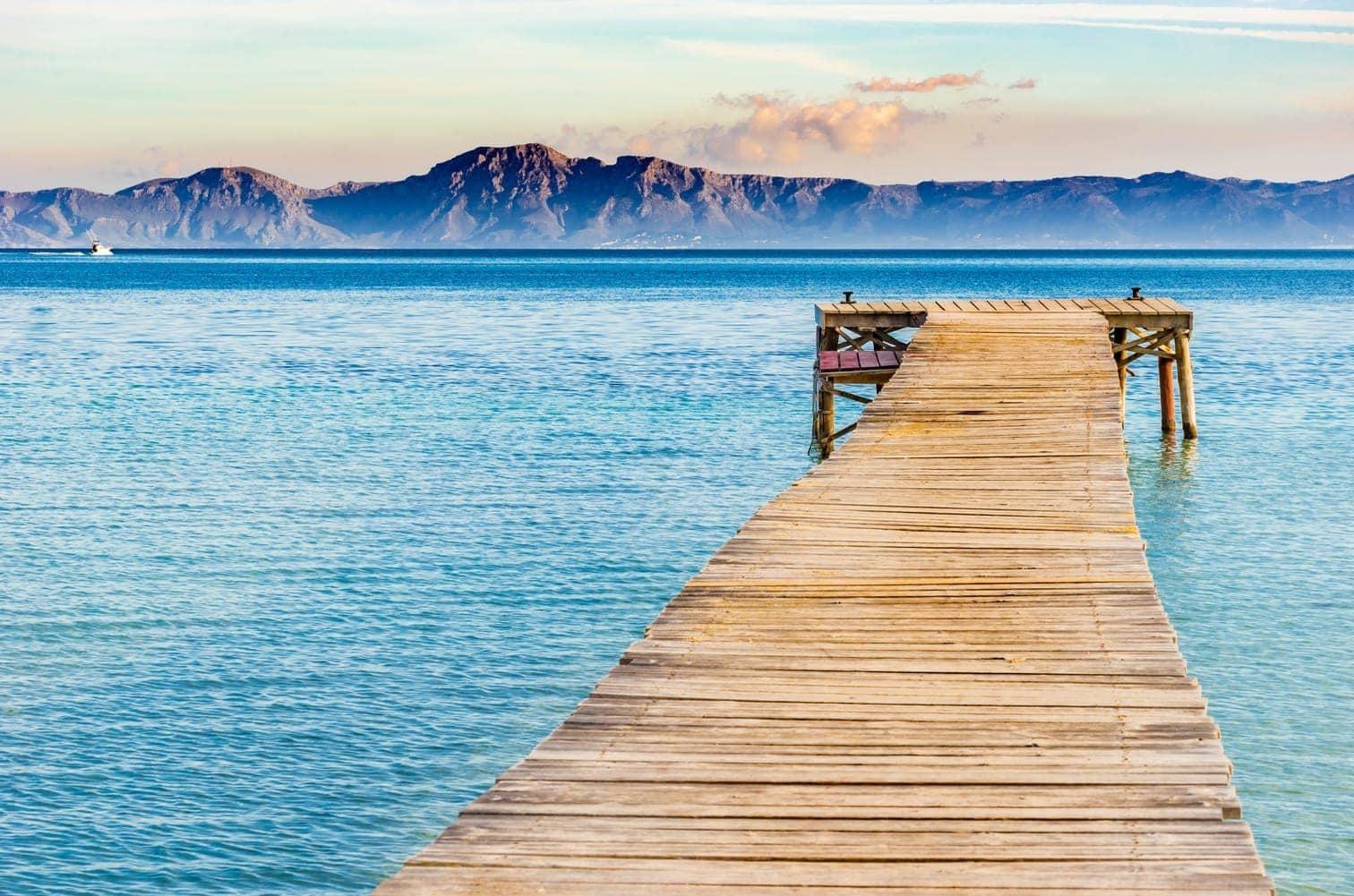 <p>3) Playa de Muro</p> Foto: Shutterstock/vulcano
