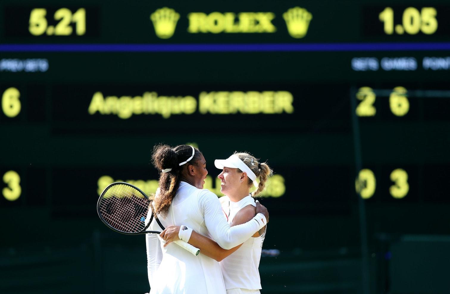 <p>Sie hat die Australian Open gewonnen