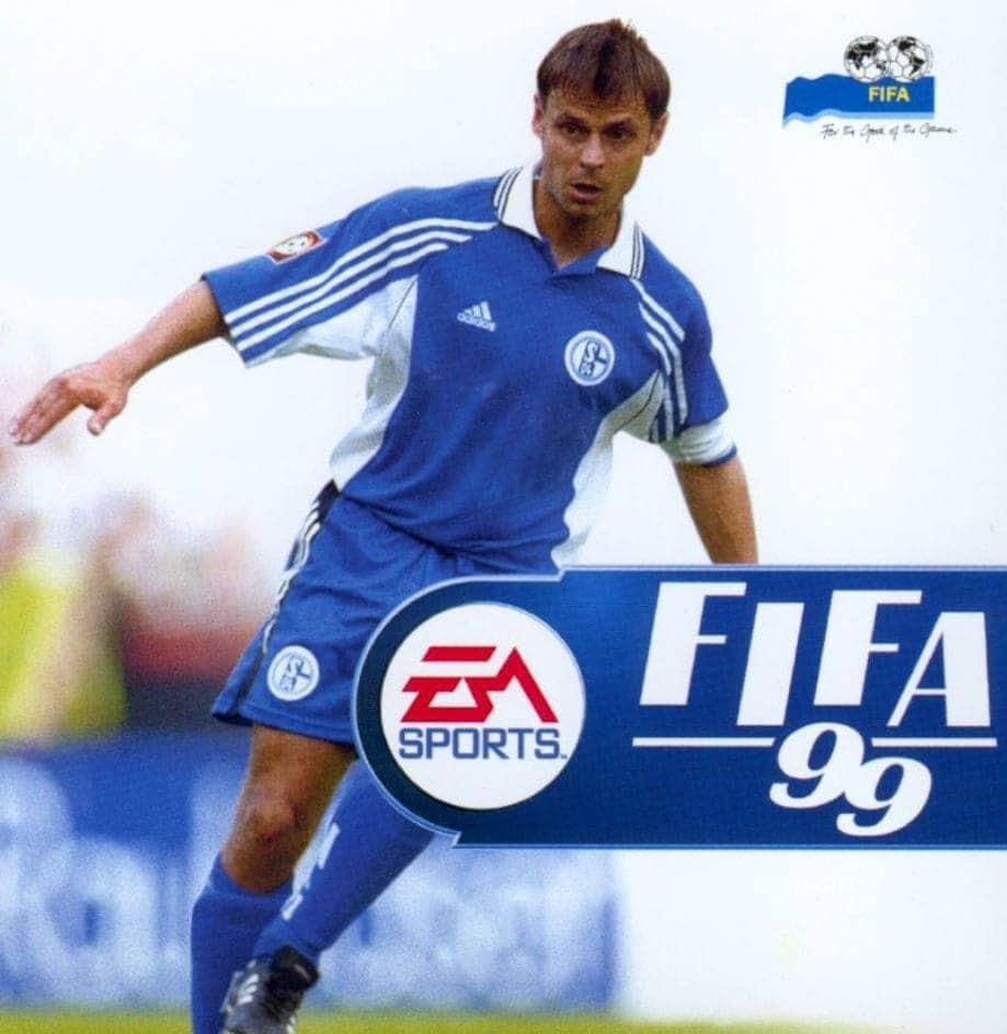 Cover FIFA 99 Olaf Thon