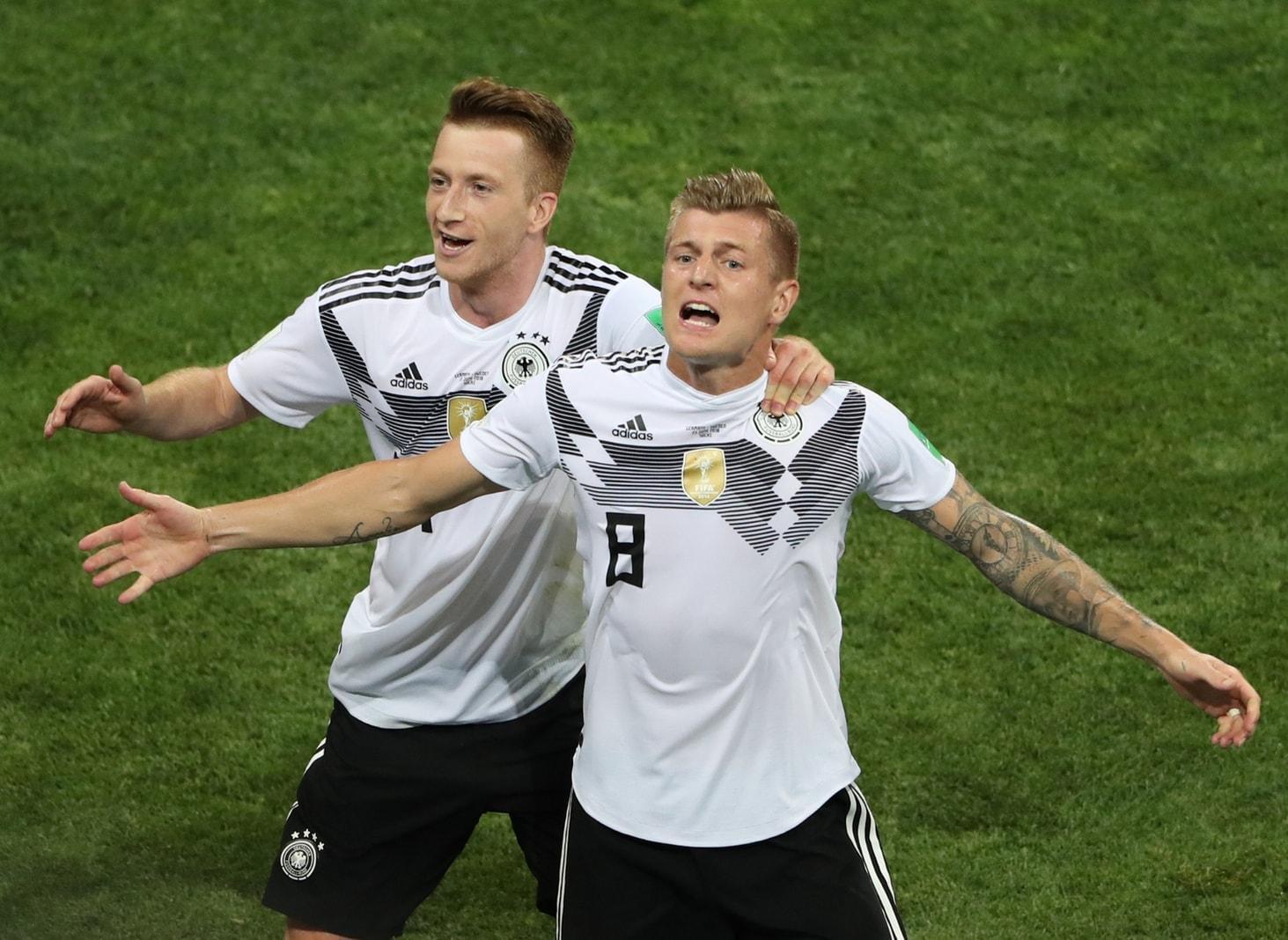 <p>Nach dem 2:1 der deutschen Nationalmannschaft gegen Schweden bei der WM in Russland äußert sich die internationale Presse zum Spiel.</p> Foto: Shutterstock