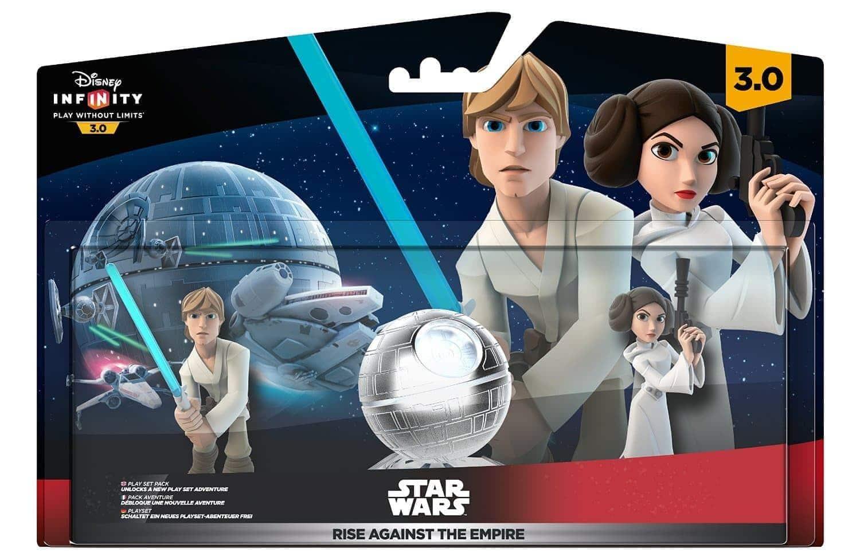gefolgt von den 3.0'er Figuren. Danach geht's weiter mit den Pendants aus Disney Infinity 2.0 und 1.0.</p> Foto: Disney Interactive Studios