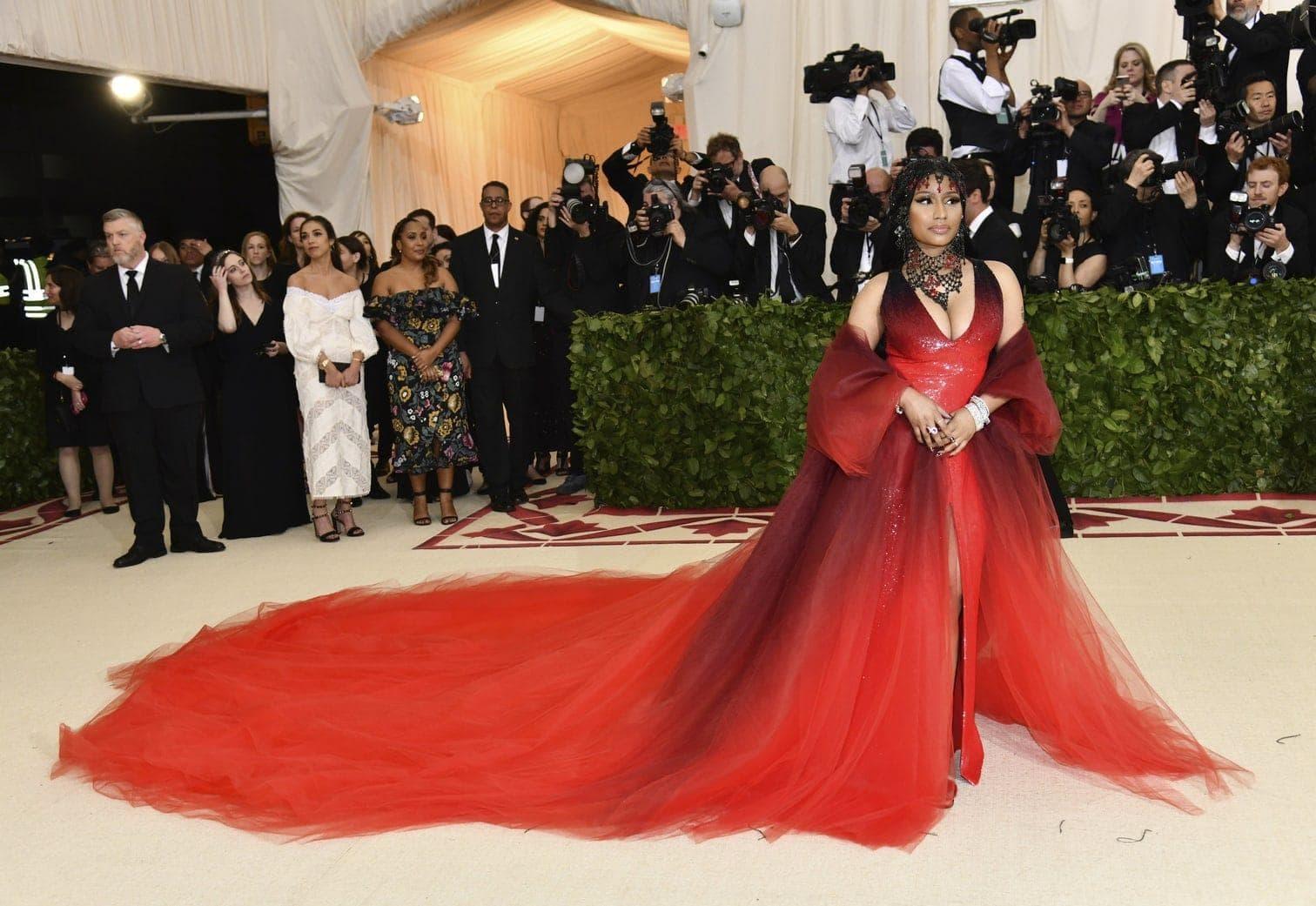 <p>Nicki Minaj</p> Foto: dpa/afp