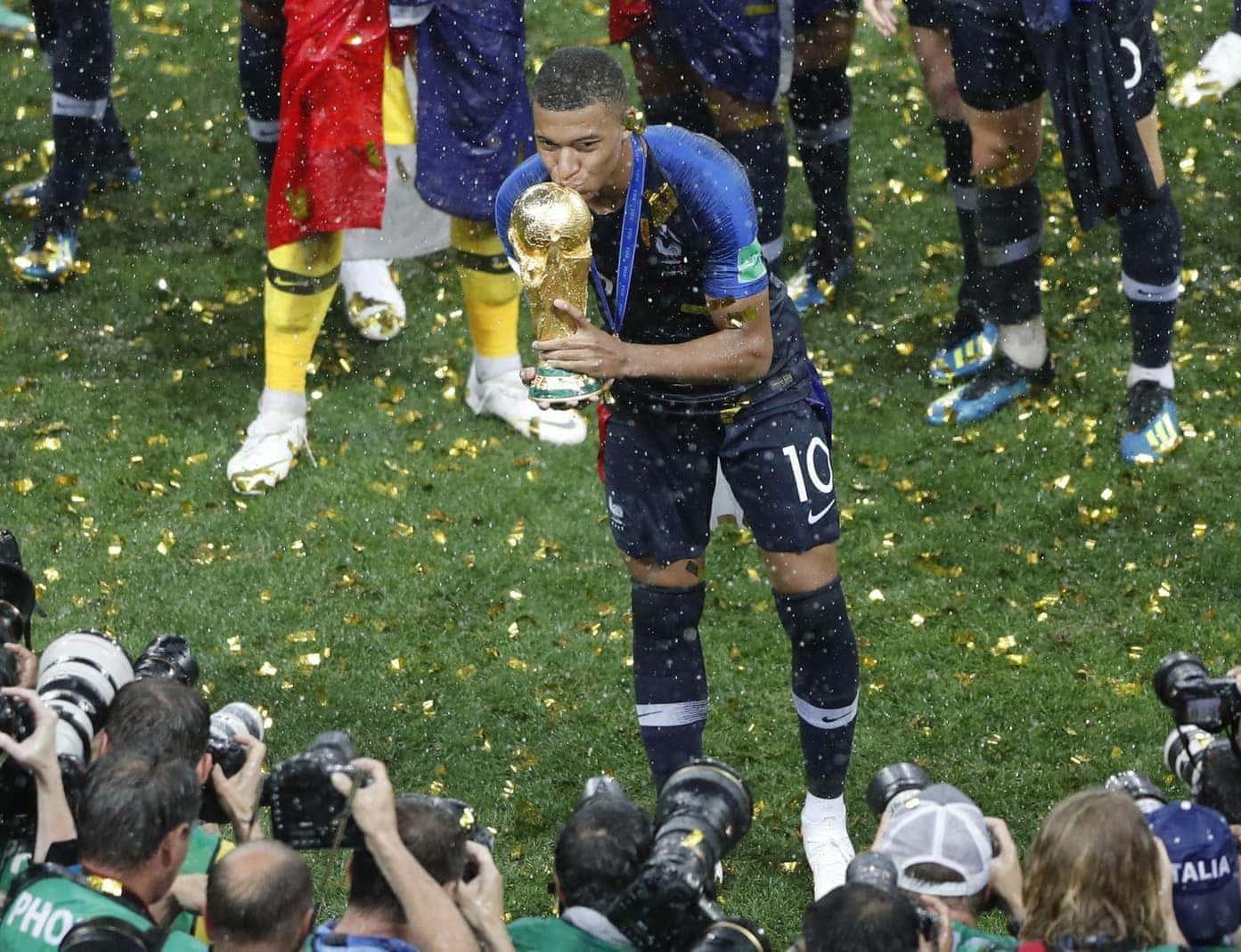 <p>Wir haben die Pressestimmen nach Frankreichs WM-Sieg für Sie gesammelt.</p> Foto: dpa