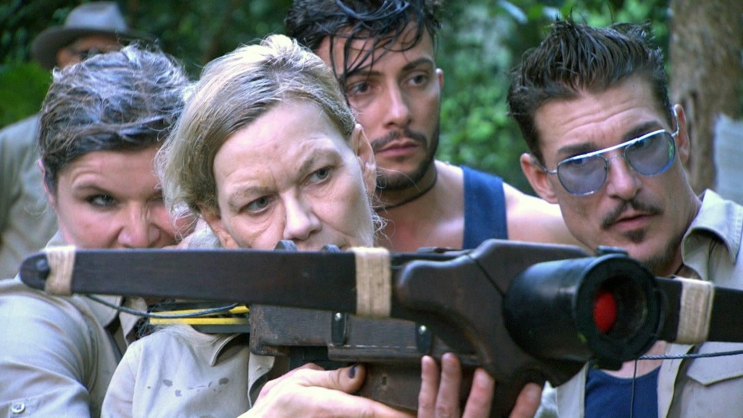 bekommt sie panische Angst und heult.</p> Foto: MG RTL D / Stefan Menne