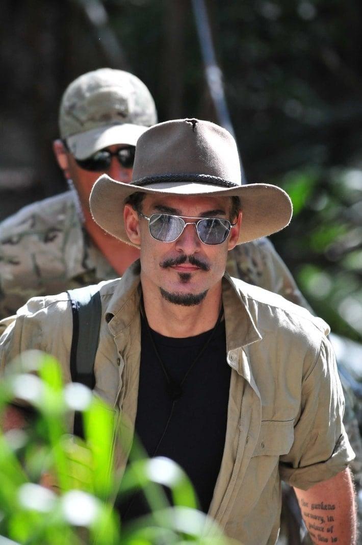 <p>Es bleibt die Erinnerung an den Mann mit der Sonnenbrille...</p> Foto: TV Now / Stefan Menne
