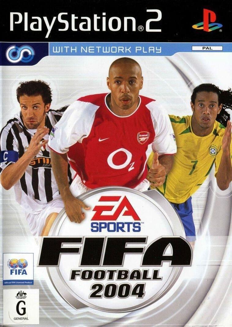 Cover FIFA 2004