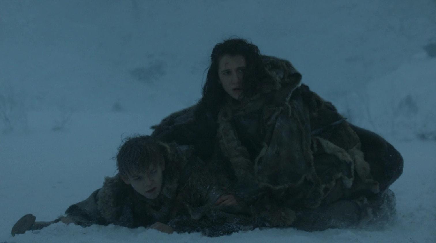 um ihrem im sterbenden liegenden Liebling Khal Drogo neues Leben einzuhauchen. Leider geht der Versuch nach hinten los.</p> Foto: HBO