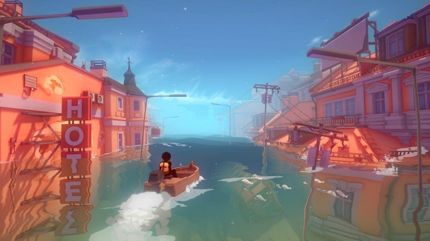 <h3>Sea of Solitude</h3> Foto: Screenshot