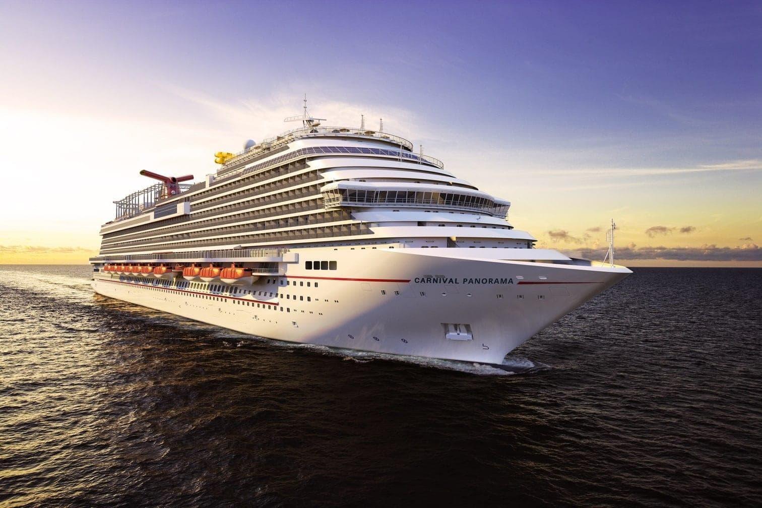 Kreuzfahrtschiff Carnival Panorama