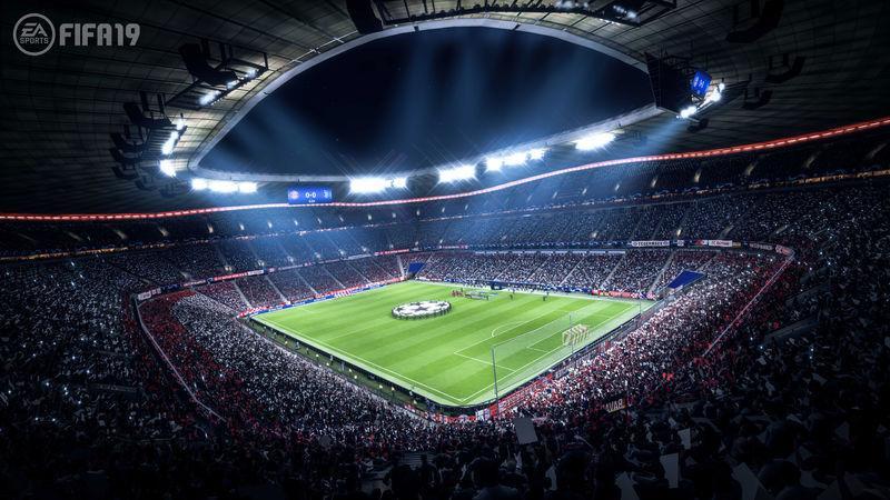 <p>Wie im Vorjahr ist die Allianz Arena