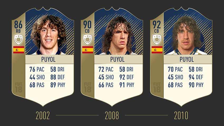 FIFA 19 Icon Carles Puyol