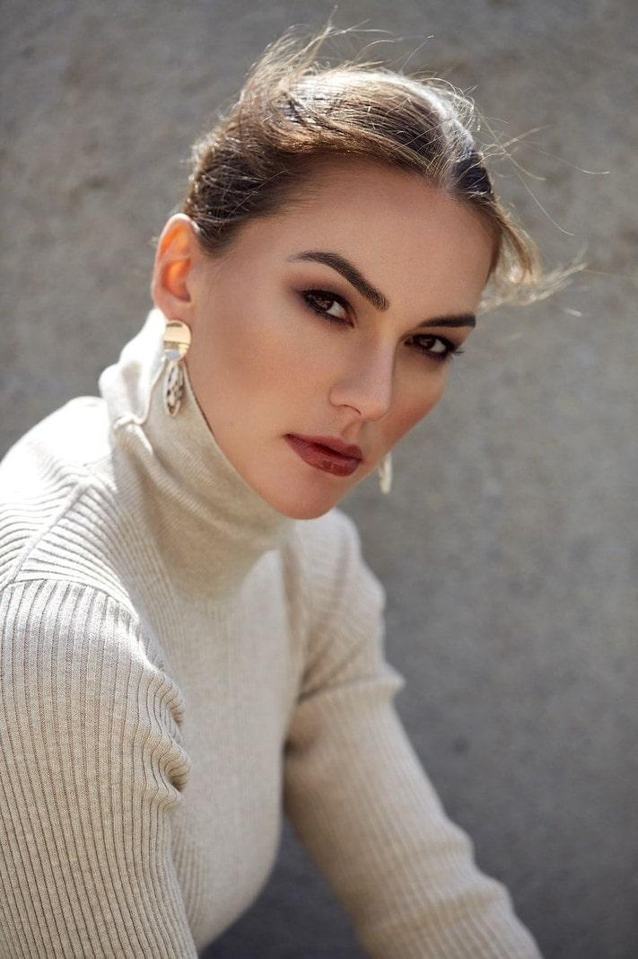 <p>Katja Kalugina (aus Berlin