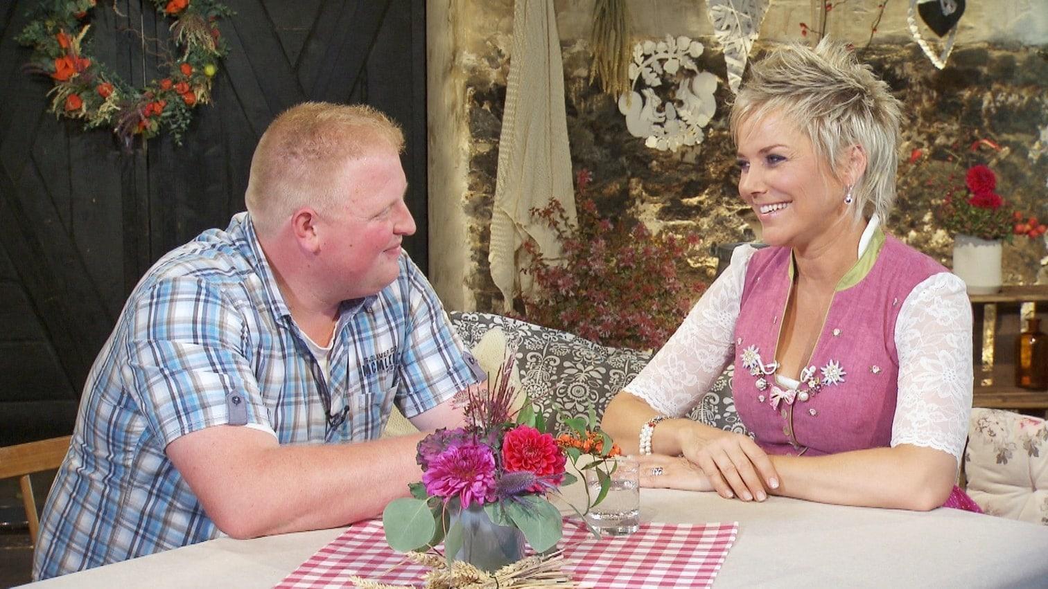 <p>Eine innige Beziehung führen hingegen Vollblut-Bauer Stephan und seine Steffi.</p> Foto: MG RTL D / Andreas Friese