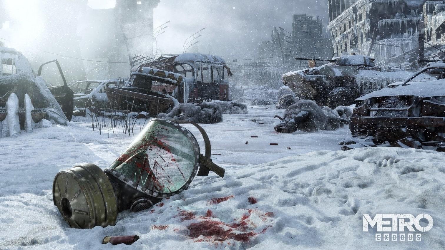 <h3>Metro Exodus</h3> Foto: Screenshot