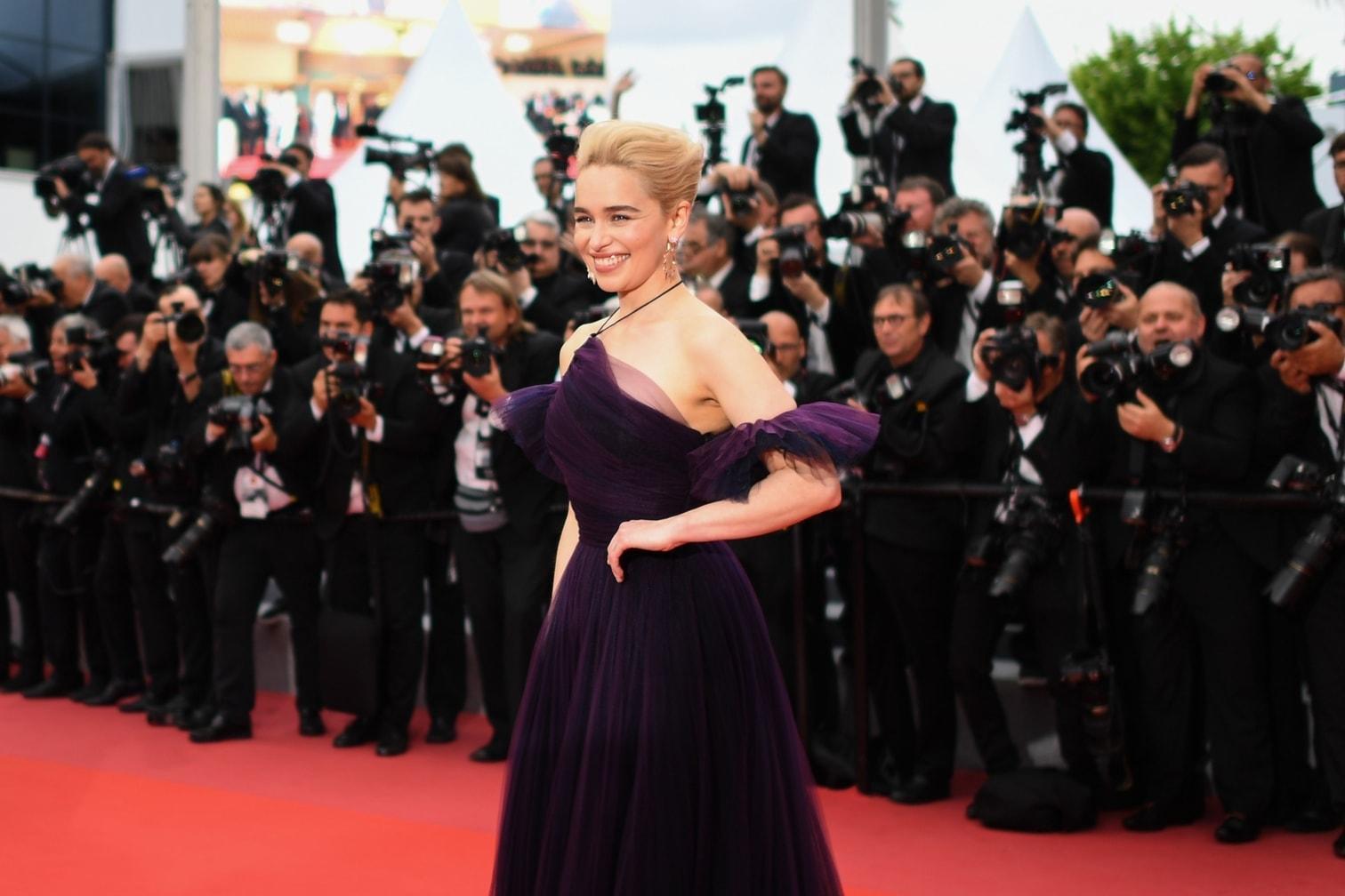 <p>Elodie Bouchez</p> Foto: AFP