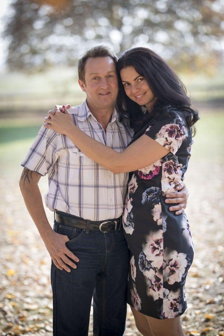 <p>Ebenfalls ein schönes Paar.</p> Foto: MG RTL D / Andreas Friese