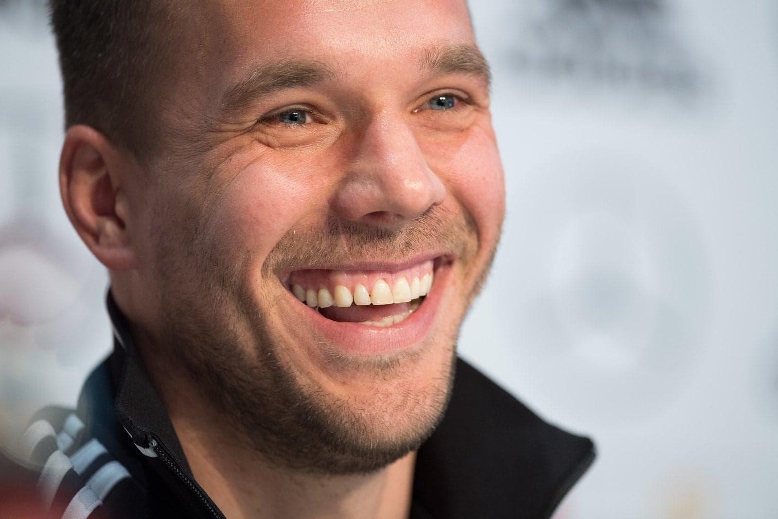 Lukas Podolski äußert sich: Falscher Poldi-Cousin sorgt für Tattoo-Ärger