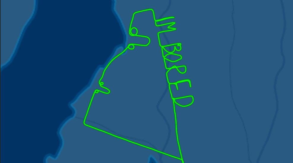 Foto: Screenshot FlightAware