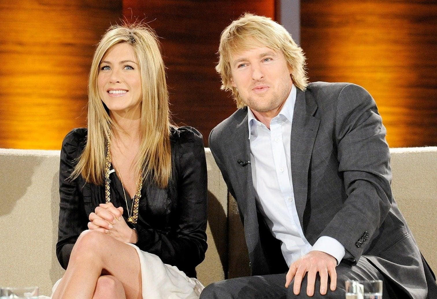Jennifer Aniston Owen Wilson